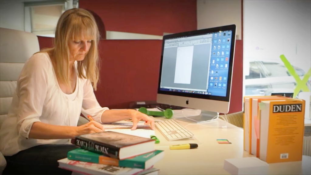 Manuela Tiller - Textwerk Köln - Korrektorat und Lektorat